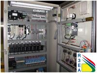 Armoire électrique et Câblage Automate